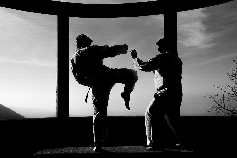 Un DaddyCool con la passione per il Karate